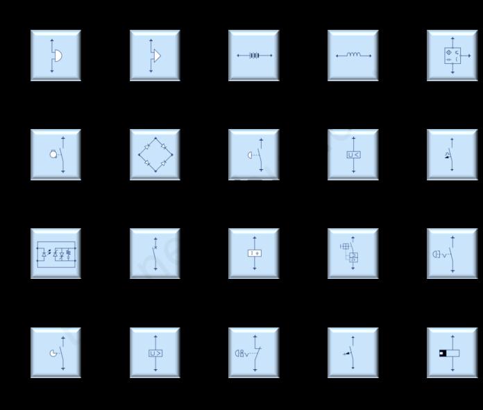 Electrical Symbols as per IEC Standard