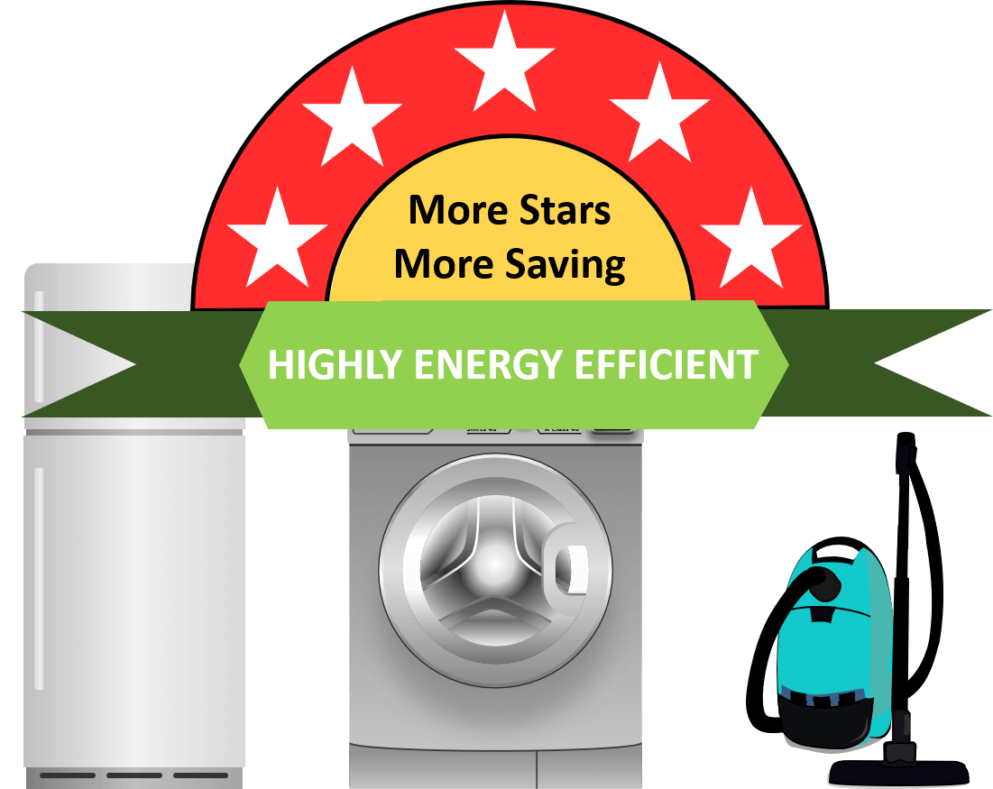 Invest in Energy Efficient appliances