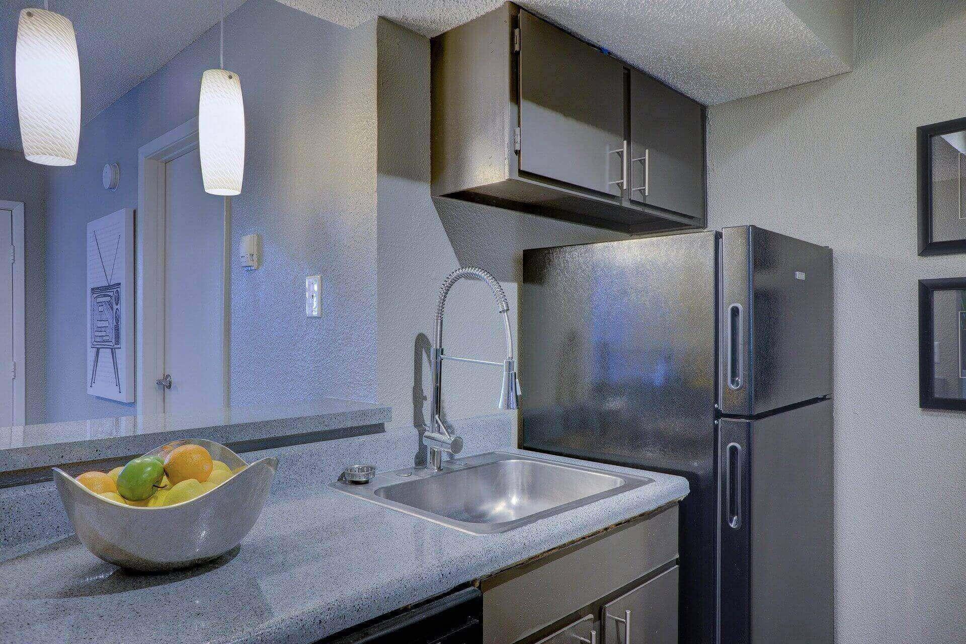 Right location for refrigerator